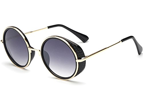 unisex-round-goggles-sunglasses-plastic-metal-frame-rimmed-uv400-lens-a1