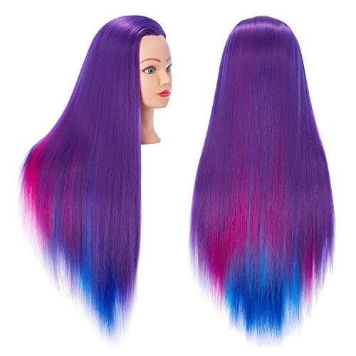 Extra Synthetic Head - Hairingrid 26