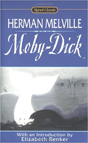 start of moby dick