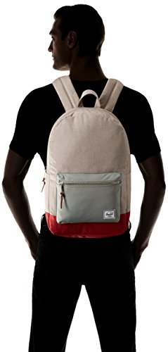 Crosshatch Liters Red Brick Raven Supply Crosshatch Light Casual Daypack Shadow Company Khaki SS16 Herschel 23 P6nYqxx