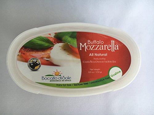 Mozzarella Di Bufala (Buffalo Mozzarella)