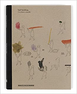 Saul Steinberg : Lécriture visuelle
