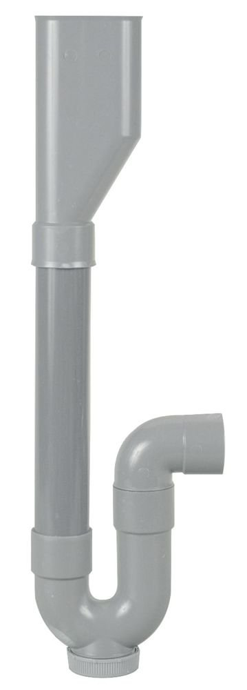Regiplast SHD Siphon M.A.L PVC double sortie Horizontale