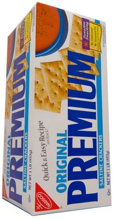 Saltine Crackers - 454g