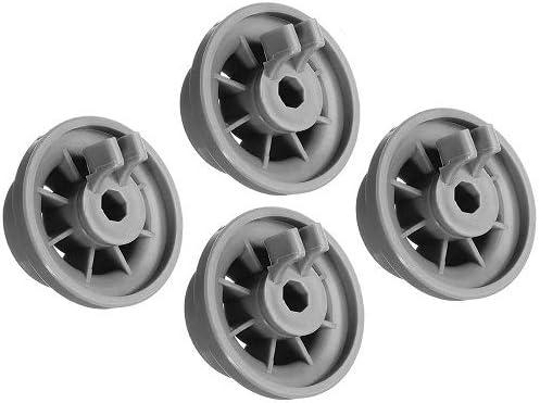 Amazon.com: Pack de 4 ruedas para estante inferior de ...