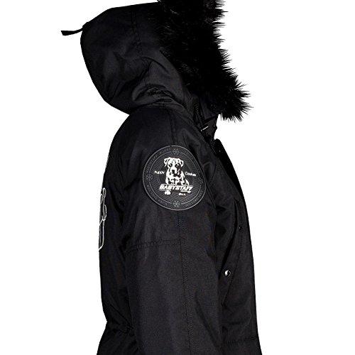 Babystaff Jacket Schwarz Babystaff Jacket Esus Parka q88Cdr