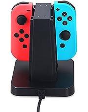 Carregador Joy-con Base Dock Charging Nintendo Switch Joypad