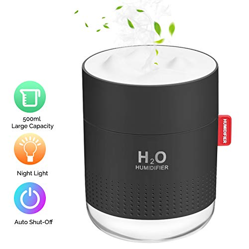 Portable Mini Humidifier 500ml
