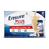 Ensure Plus Homemade Vanilla Shake (8 oz. bottles, 24 pk.) (pack of 2)