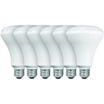 BR30 Recessed LED Flood Light Bulbs 65 Watt Equivalent Non-dimmable Soft  sc 1 st  Amazon.com & TCP Recessed Kitchen LED Light Bulbs 65W Equivalent Non-Dimmable ... azcodes.com