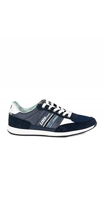 LOIS Zapatillas Sneakers Azul Marino