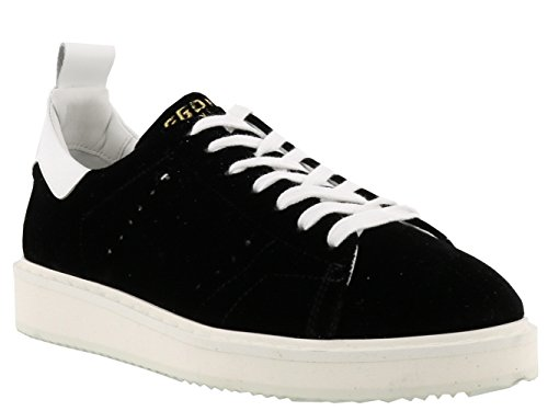 Golden Goose Damer G31ws631i5 Sort Læder Sneakers gTjeZ