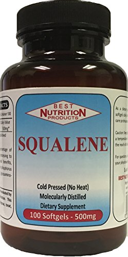 Squalene (500mg - 100 - Liver Shark Oil Squalene
