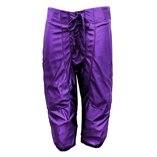 Wilson Youth Football Pant, Purple (Youth
