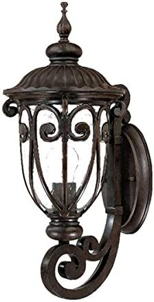 Acclaim 2101MM Naples Collection 1-Light Wall Mount Outdoor Light Fixture