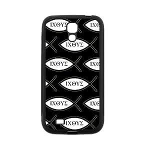 Custom Christian Back Cover Case for SamSung Galaxy S4 I9500 JNS4-203