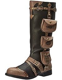 Ellie Shoes Women's 181-Silas Combat Boot