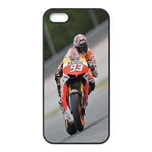 iPhone 5, 5S Phone Case Marc Marquez F5U7529