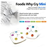 WhyCry Mini Baby Cry Analyzer / Sleepy+Stressed+Hungry+Annoyed+Bored