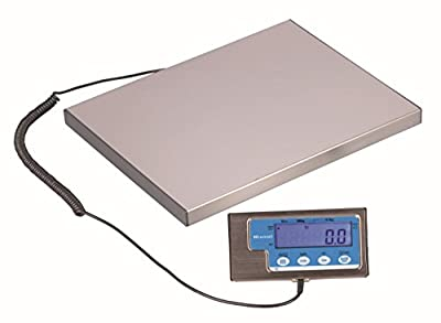 Salter Brecknell BLLPS11215-150L LPS150 Bench Scale with Indicator, Stainless Steel and Abs Plastic