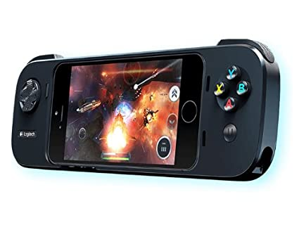 Logitech PowerShell Controller with Battery for iPhone: Amazon in