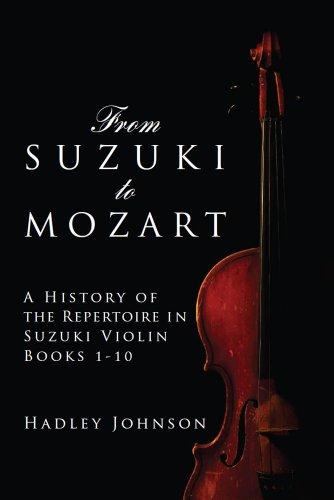 From Suzuki to Mozart: A History of the Repertoire in Suzuki Violin Books 1-10