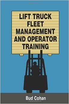 Lift Truck Fleet Management & Operation (Transport Press Title)
