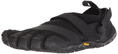 (Vibram Men's V-Aqua Black Walking Shoe, 44 EU/10.5-11 M US D EU (44 EU/10.5-11 US US))