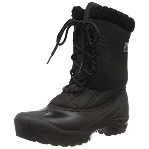 Sorel Cumberland Botas de Invierno para Mujer Negro Black 010 38 EU