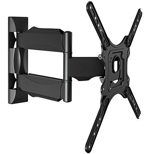 "North Bayou Full Motion Articulating TV Wall Mount for 32"" - 47 Inch Flat Screen TVs up to 60lbs P4"