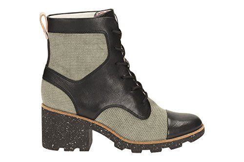 Clarks Jungle Trek green combi
