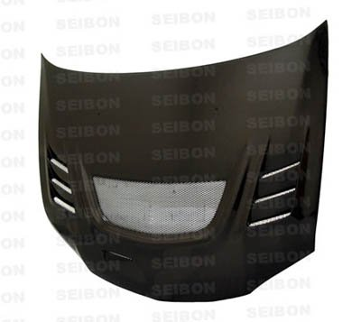 SEIBON 03-07 Lancer Evo 8/9 Carbon Fiber Hood CW 05/06
