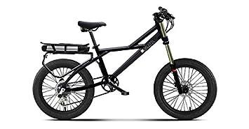 TEKHNELOGHIA Bicicleta eléctrica E-bike (Pedalec) Ekletta Naked, Ruedas off-road