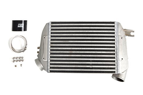 GrimmSpeed 090070 TMIC TOP MOUNT INTERCOOLER KIT FOR SUBARU WRX 2015-17+