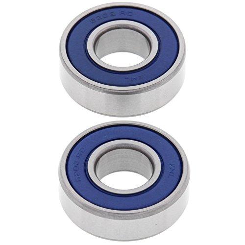 - All Balls 25-1143 Rear Wheel Bearing Kit