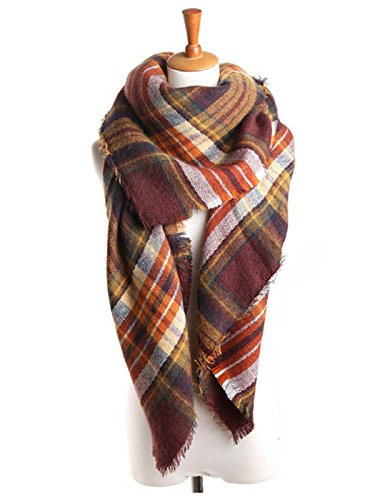 Zando Blanket Winter Tartan Oversized product image