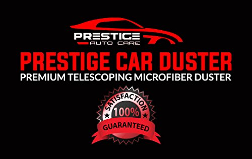 Ultra Premium Car Duster Better Than The California Duster Extendable Handle Wax Free