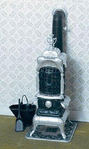 Dollhouse Miniature Parlor Stove CHRYSNBON® Kit (Kit Parlor)