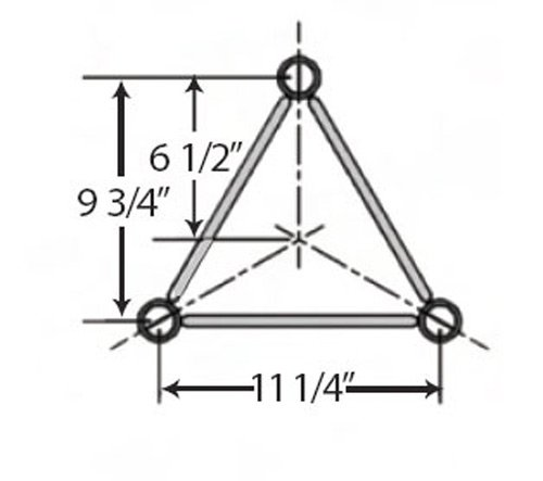 Amazon com: ROHN 25SS030 30' Self Supporting Tower, No Ice