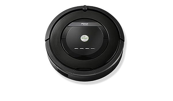iRobot Roomba 880 - Robot aspirador, color negro: Amazon.es: Hogar