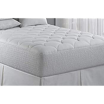 Amazon Com Marriott Mattress Topper Plush Quilted