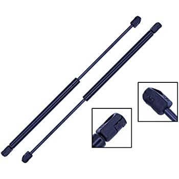 2 Qty Stabilus SG129036 Fits Toyota Sequoia 2009 To 2018 Liftgate Lift Supports With Power Gate