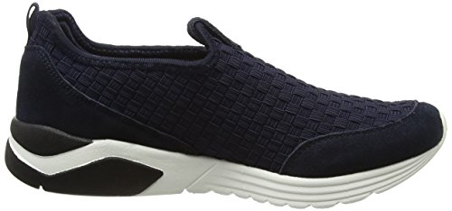Basse Sauf826fly 001 Ginnastica London Scarpe Fly blue Blu Da Donna XwqTz5