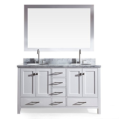 Ariel Bathroom Vanity Cambridge 61