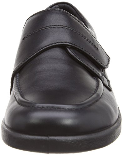 Padders Lunar de 636N Zapatos Negro para cordones hombre ppqSrf