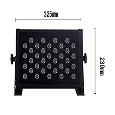 ZYMNL-123 Outdoor Lighting_led Lighting 36w Led Flood Light Advertising Green Outdoor Led Projector