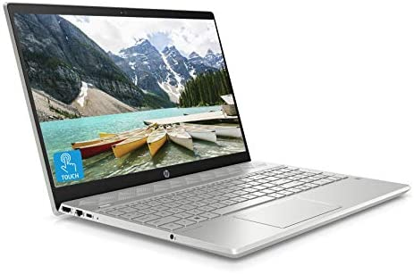 Hp Pavilion 15 Cw1012na 15 6 Inch Full Hd Touch Screen Laptop Amd Ryzen 5 3500u 8 Gb Ram 512 Gb Ssd Windows 10 Home Silver Amazon Co Uk Computers Accessories