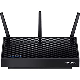 "TP-LINK  Access Point 37 Simultaneous 600Mbps on 2.4GHz and 1300Mbps on 5GHz totals 1900Mbps Wi-Fi speeds, ideal for 4K streaming and online gaming 3 dual band Detachable antennas provide superior Wi-Fi coverage to eliminate ""dead zones"" Beamforming technology delivers highly targeted and efficient wireless connections"