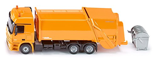 1:50 Siku Refuse Lorry Model (Actros Truck Accessories compare prices)