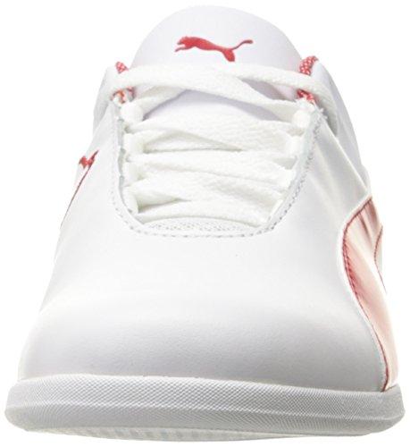 per uomo M uomo passeggio casual Puma da Rosso SF White Future Corsa 6 US Bianco da Scarpe Puma qEHtIdgH